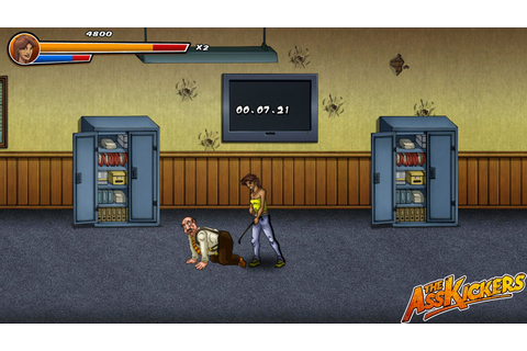 The Asskickers Game - Free Download Full Version For PC