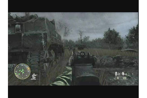 Bande-annonce Call of Duty 3 : En Marche vers Paris ...
