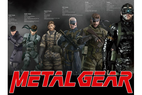Metal Gear Solid Movie Reunites Kong: Skull Island Writer ...
