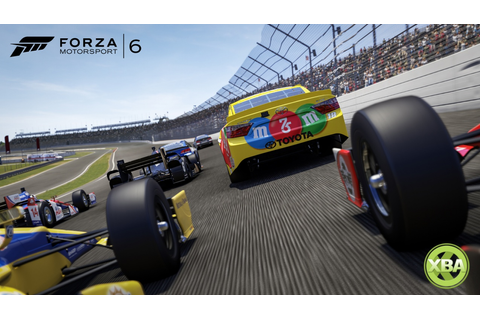 Forza Motorsport 6's NASCAR Expansion is Out Now - Xbox ...