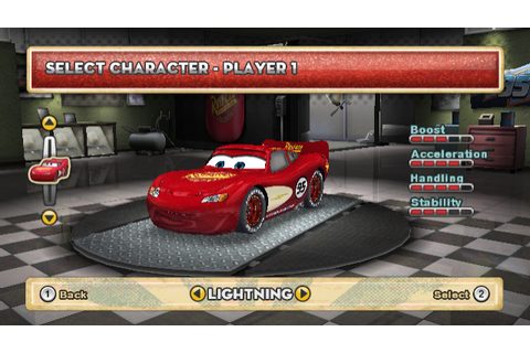 Cars: Radiator Springs Adventures on Qwant Games