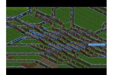 OpenTTD iTKerry's gameplay (Solo) - YouTube