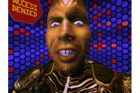 "The Lawnmower Man is coming back, will let you ""touch god ..."