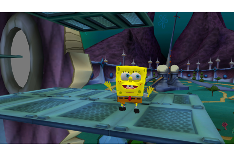 SpongeBob SquarePants Underpants Slam! Screenshots - Video ...