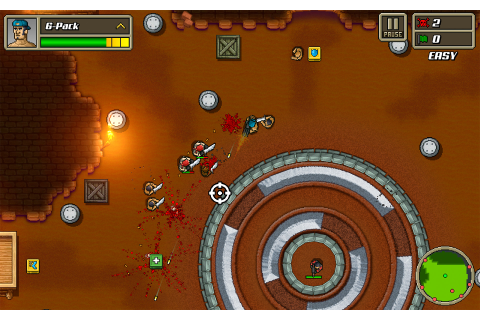 Kick Ass Commandos - Download Free Full Games | Arcade ...