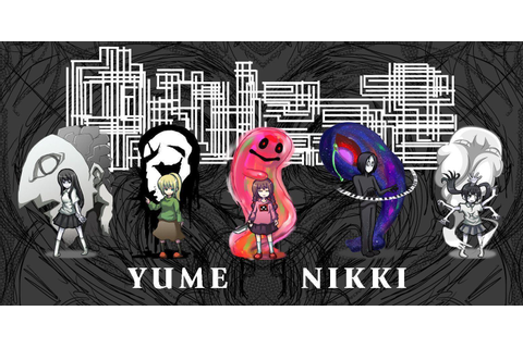 Yume Nikki Wallpapers - Wallpaper Cave