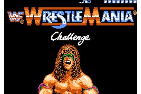 WWF WrestleMania Challenge (NES) - Unblocked Games