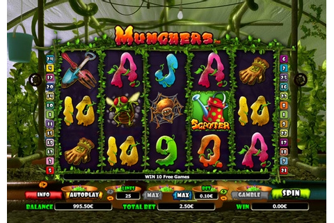 Munchers - Munchers - Slots at Casinoz
