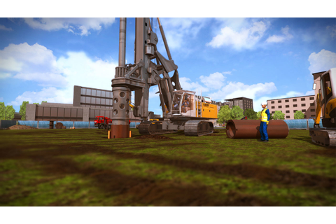 Construction Simulator 2015: Liebherr LB 28 DLC 2 [Steam ...