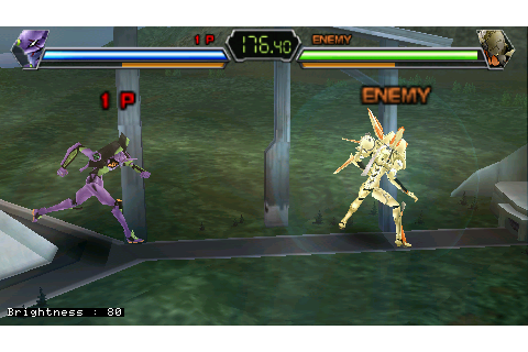 Shinseiki Evangelion Battle Orchestra Portable | Download Game PSP ...