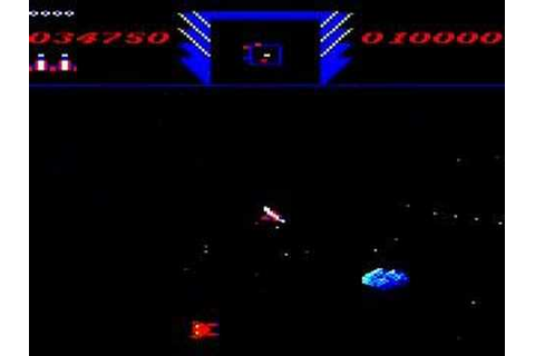 BBC Micro game DeathStar - YouTube