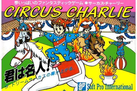 Circus Charlie - Jeux - RomStation