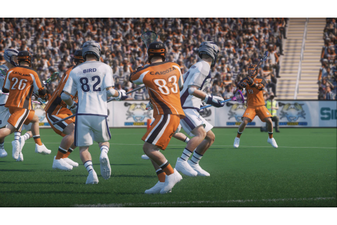 Casey Powell Lacrosse 16 for PS4, XB1, PC Reviews - OpenCritic