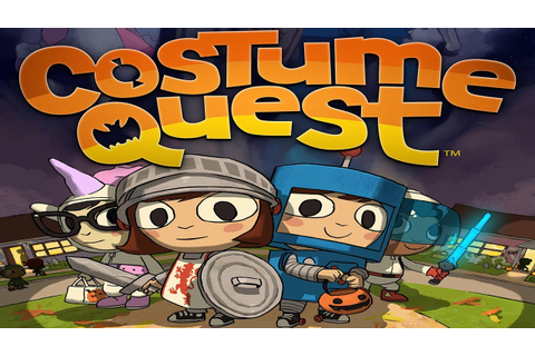 Costume Quest - Universal - HD Gameplay Trailer - YouTube