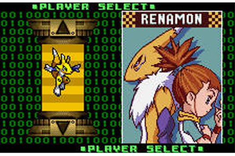 Digimon Tamer: Battle Spirit Review for WonderSwan (2001 ...