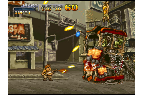 Download METAL SLUG X Full PC Game