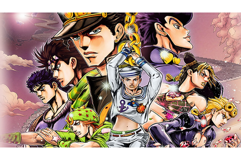 JoJo's Bizarre Adventure: Eyes of Heaven Movie (Part 2/3 ...