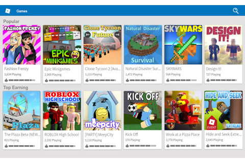 ROBLOX 2.323.178571 APK Download - Android Adventure Games
