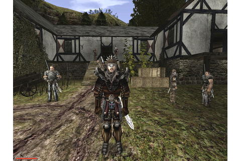 RPG legend Gothic 2 gets a graphic overhaul with DX11 : Games