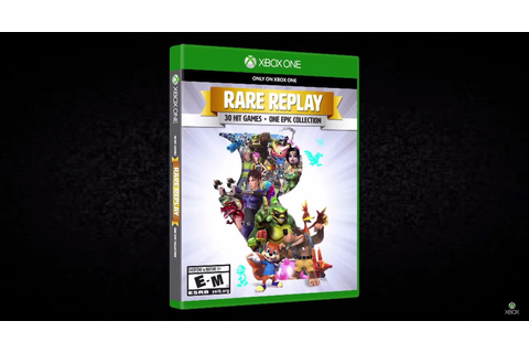 RARE Replay en Xbox One › Juegos