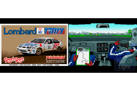 Lombard RAC Rally : Hall Of Light – The database of Amiga ...