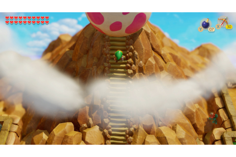 The Legend of Zelda: Link's Awakening remake for the ...