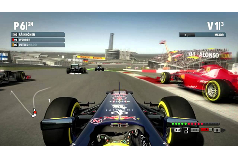 Formula 1 2012 GAME | Circuit of The Americas USA | MAX ...