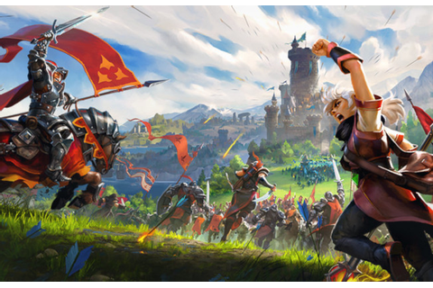 Albion Online Is Officially Free-To-Play - MMO Bomb