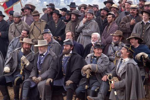 Movie Review: Gods and Generals (2003) – Caggiano's Corner
