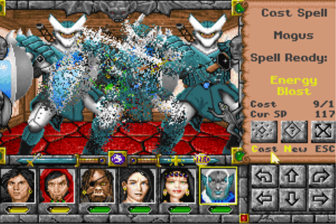 Might and Magic: Clouds of Xeen - My Abandonware