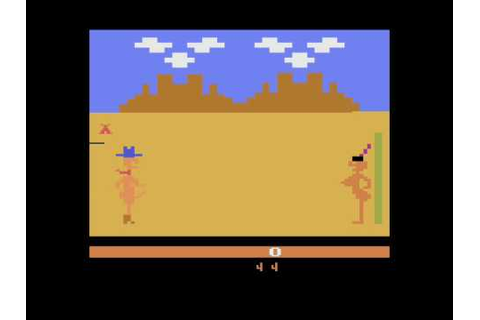 Custers Revenge - Atari 2600 - Worst Ever Video Games ...