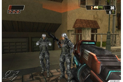 Red Faction II Screenshots, Pictures, Wallpapers ...