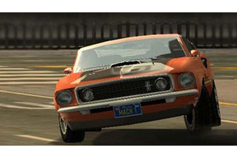 Ford Mustang: The Legend Lives Game | PS2 - PlayStation