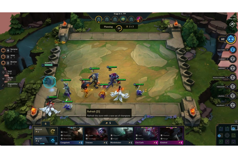 Teamfight Tactics gold strategy – interest and streaks ...