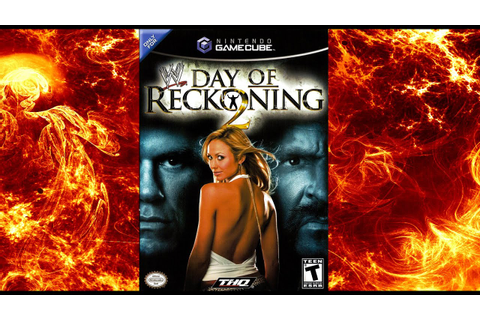 WWE Day Of Reckoning 2 Gamecube Review - YouTube