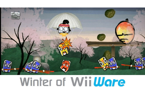 Eduardo the Samurai Toaster, Part 1 (Winter of Wiiware ...