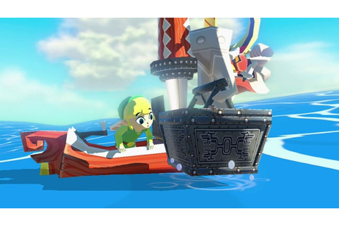 Walkthrough - The Legend of Zelda: The Wind Waker Wiki ...