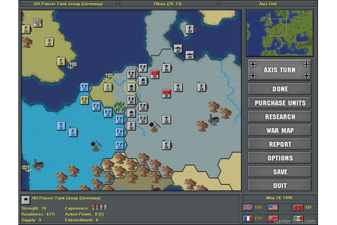 Strategic Command: European Theater (2002 video game)