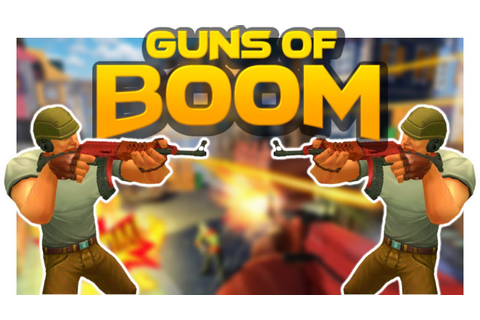 Guns Of Boom - Mobile Online FPS #2 (Android Gameplay ...