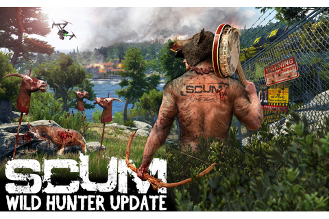 Latest SCUM Patch Allows Players To Add Attribute Points ...