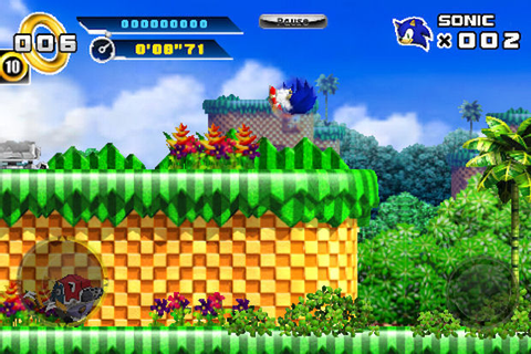 Review: Sonic the Hedgehog 4: Episode 1 (iPhone)