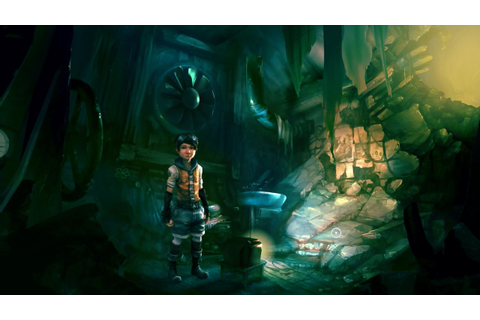The Whispered World 2 : des images de la Game Developers ...