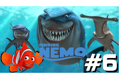 Le monde de Nemo Playthrough Xbox Gamecube Ps2 2003 Part 6 ...