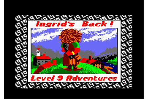 Download Ingrid's Back! - My Abandonware