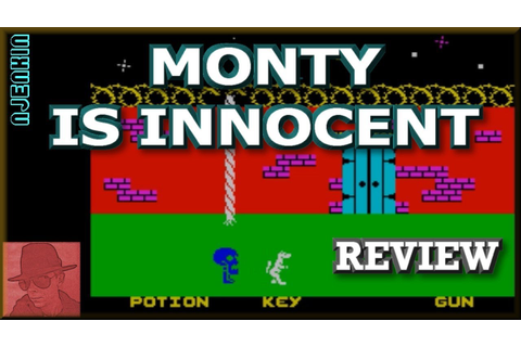 Monty is Innocent - on the ZX Spectrum 48K !! with ...