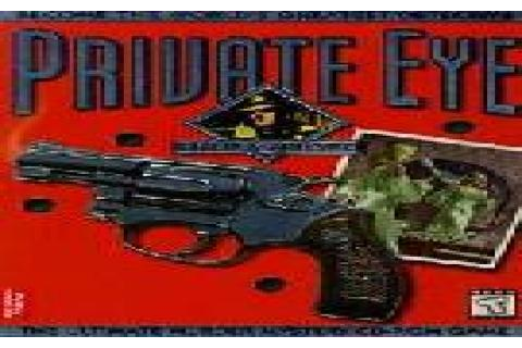Private Eye download PC