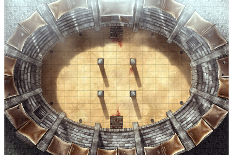MapHammer — Battle Arena