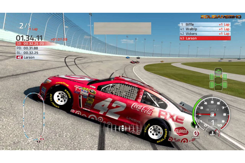 Nascar'15 The Game Crash Compilation 10 - YouTube