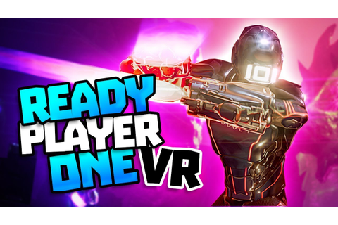 AMAZING READY PLAYER ONE VR GAME! - Ready Player One ...