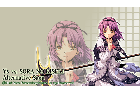 Renne | Ys vs. Sora no Kiseki: Alternative Saga Wiki ...